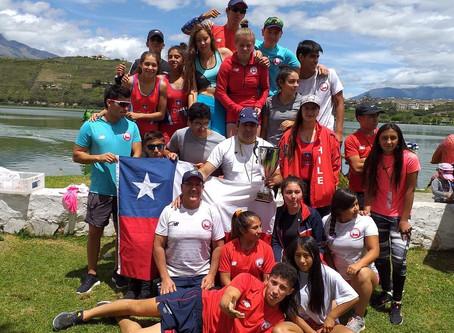 Chile se Coronó Campeón Sudamericano 2019 en Ibarra, Ecuador