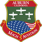 Mach 5 Aviation Logo