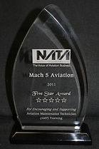 NATA Award Mach 5 Aviation