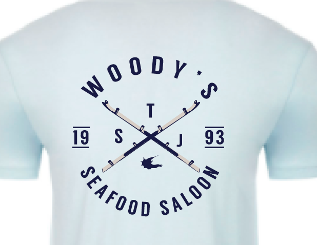 Woody's STJ Shirt Design