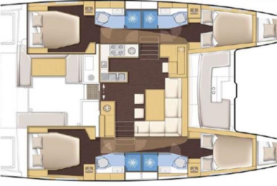 Sailing Catamaran BVI