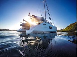 Sailing Catamaran USVI