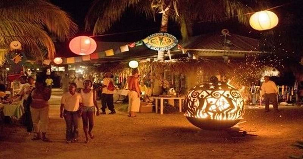 Trellis Bay Full Moon Party