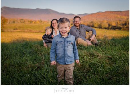 Balzer Family Photos