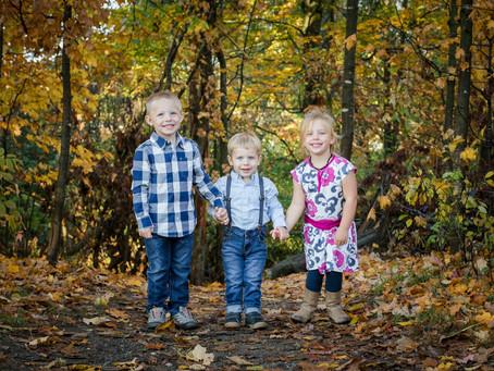 Seniew Family Photos