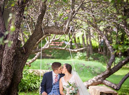 Christian & Amanda's Summer Wedding