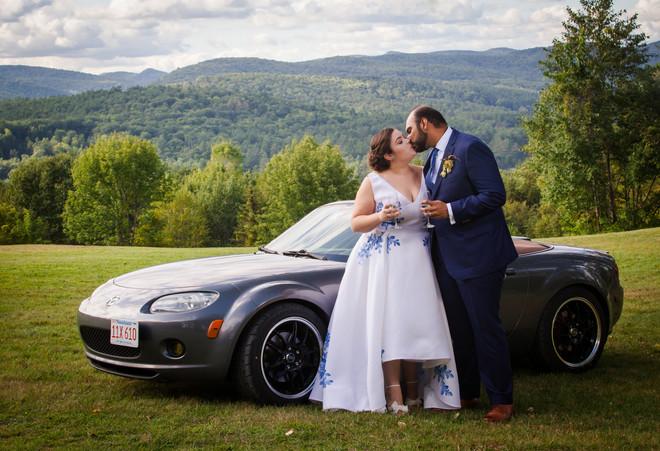 Vermont Wedding Photographer