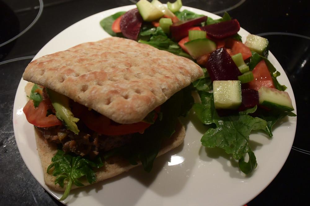 Comiendo saludable con Intenseatfit