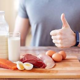 Los 5 grandes mitos del consumo de proteína