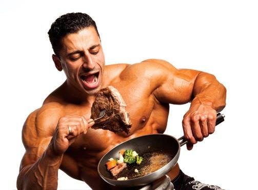 Consumo ideal de proteina
