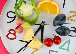 ¿Cuándo comer?… ¡El tiempo es oro!