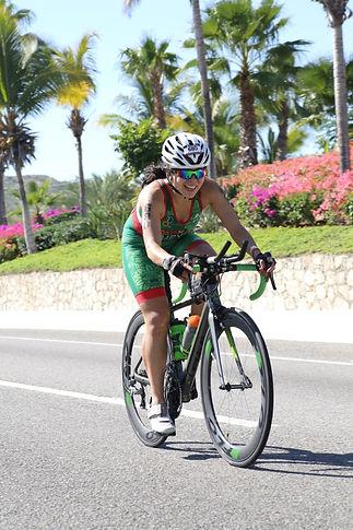 Ironman Los Cabos Gaby Villa