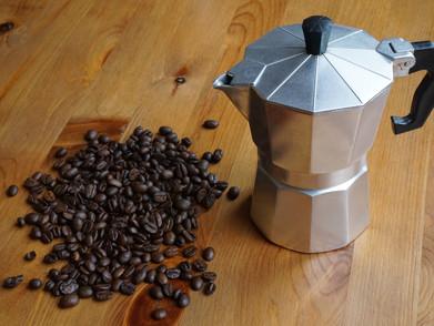 Jak parzyć w kawiarce?