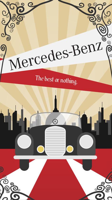 Mercedes Branding Concept 2