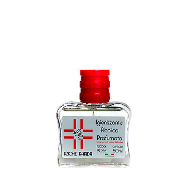 Igienizzante spray profumato-50ml
