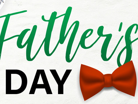 Father's Day weekend! Special offers in celebration of Father's Day from Gianni's Group!