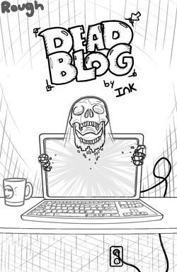 DeadBlog Cover