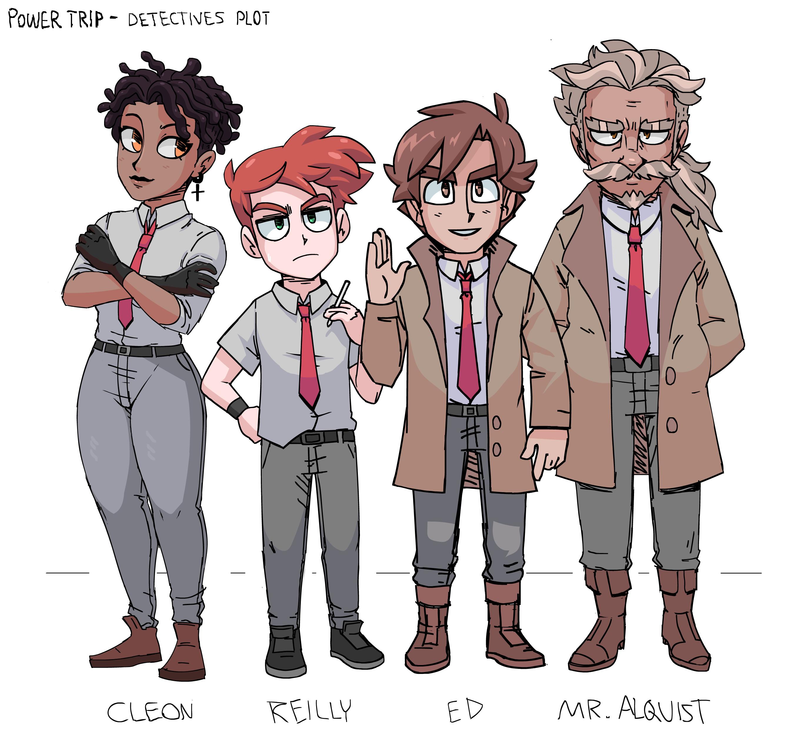 Detectos