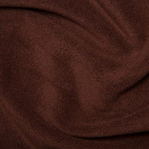 Brown fleece (roll)