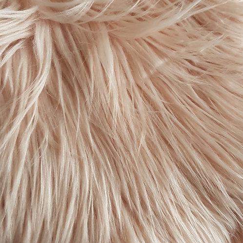Blonde 3 inch fur