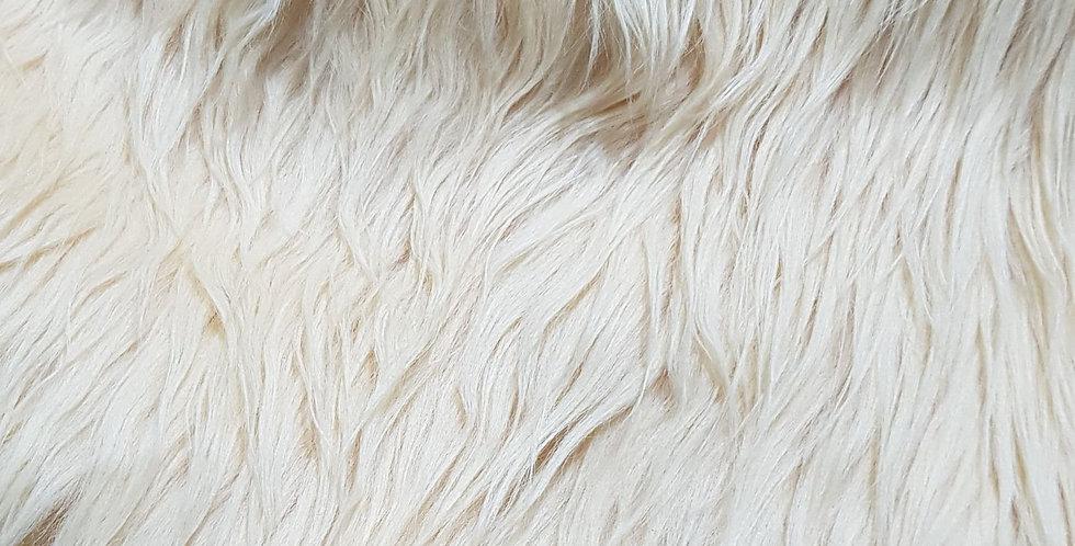 Blonde 2 inch fur
