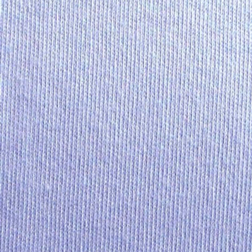 Sky blue cotton knit