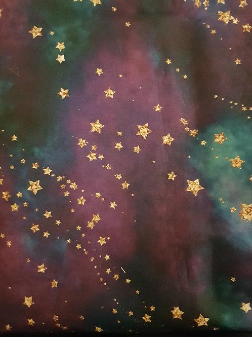 Blue & purple galaxy