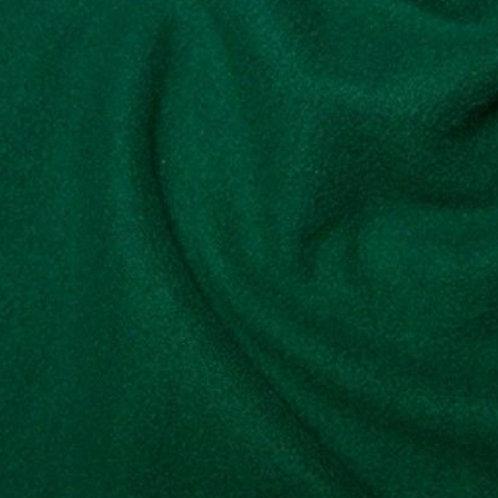 Bottle green fleece (roll)