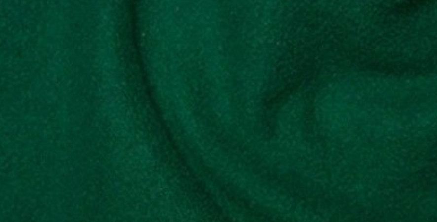 Bottle green fleece