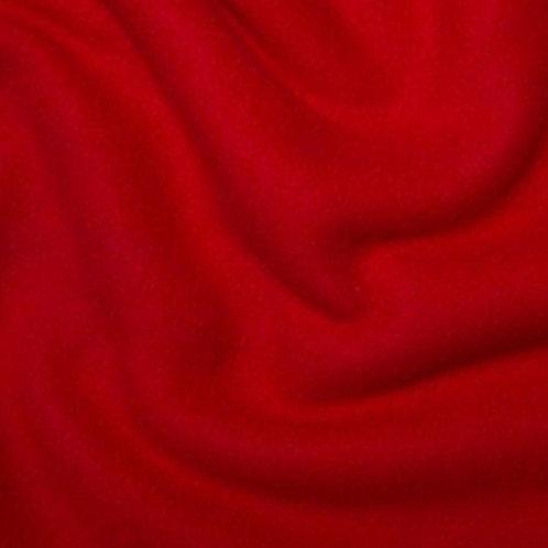 Red fleece