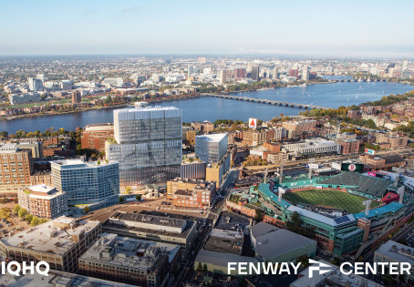 New Life Science Campus in Boston
