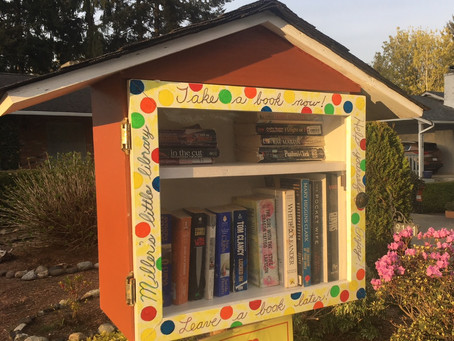 All Hail the Little Free Library