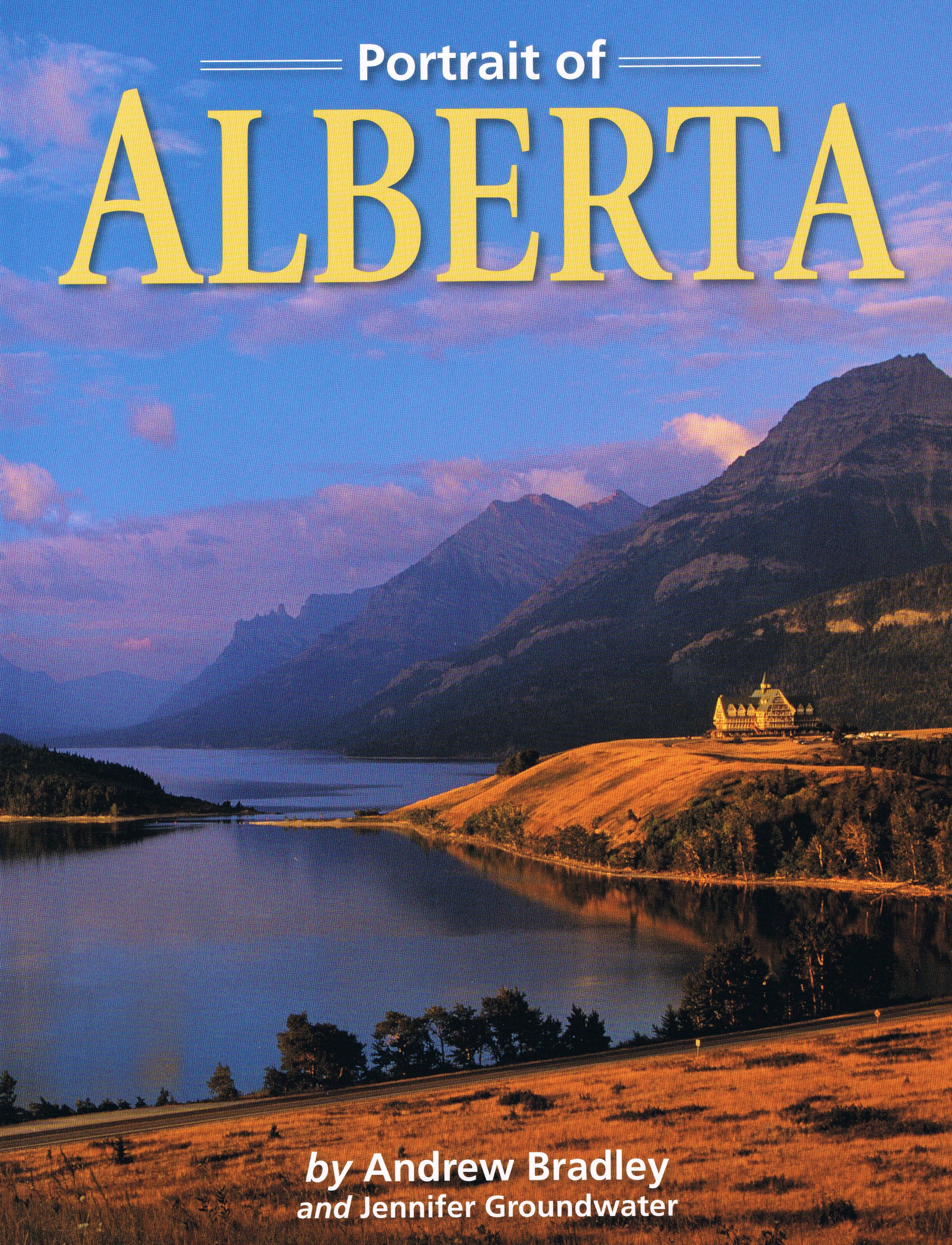 Portrait of Alberta