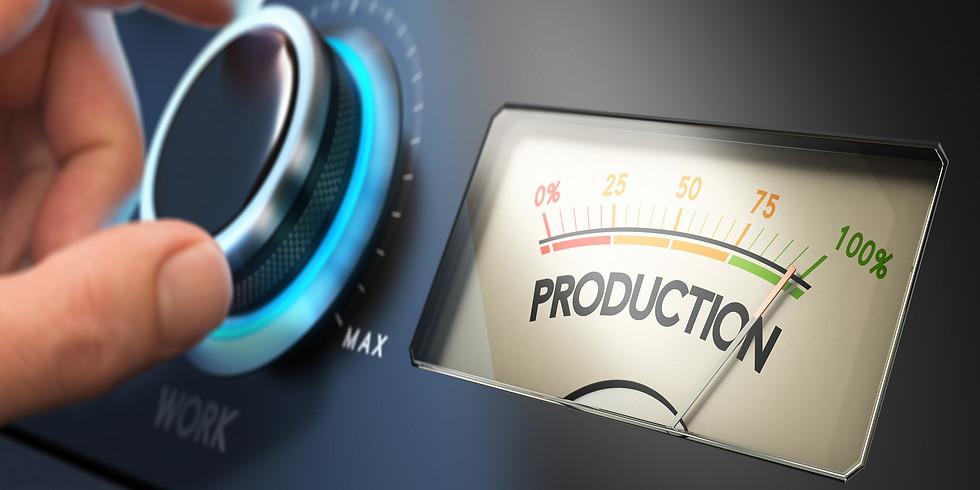 Scheduling: Aumenta tu productividad, obteniendo el máximo rendimiento de tus máquinas críticas.