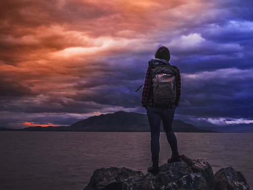Travelling lightly: Releasing the weight of depression with Energy Healing