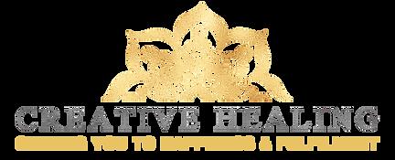 Creative Healing Mandala Logo