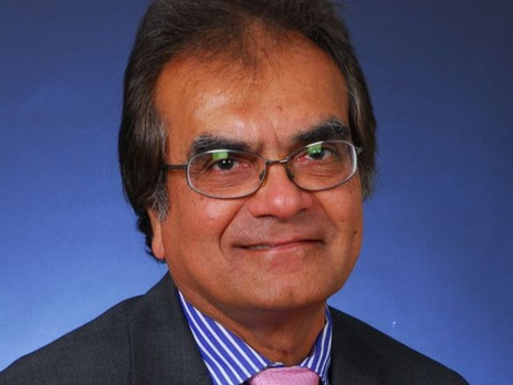 Dr. Arun Darbar installed as 29th President of the Academy of Laser Dentistry