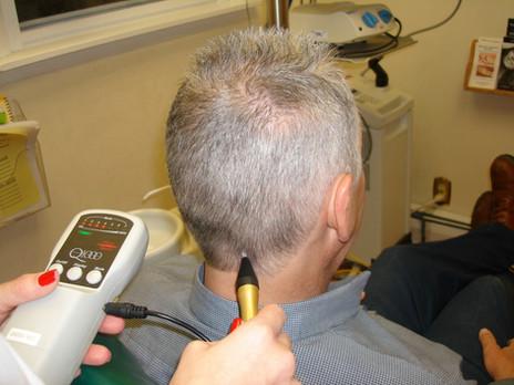 Using Photobiomodulation to Control Parkinson Tremors