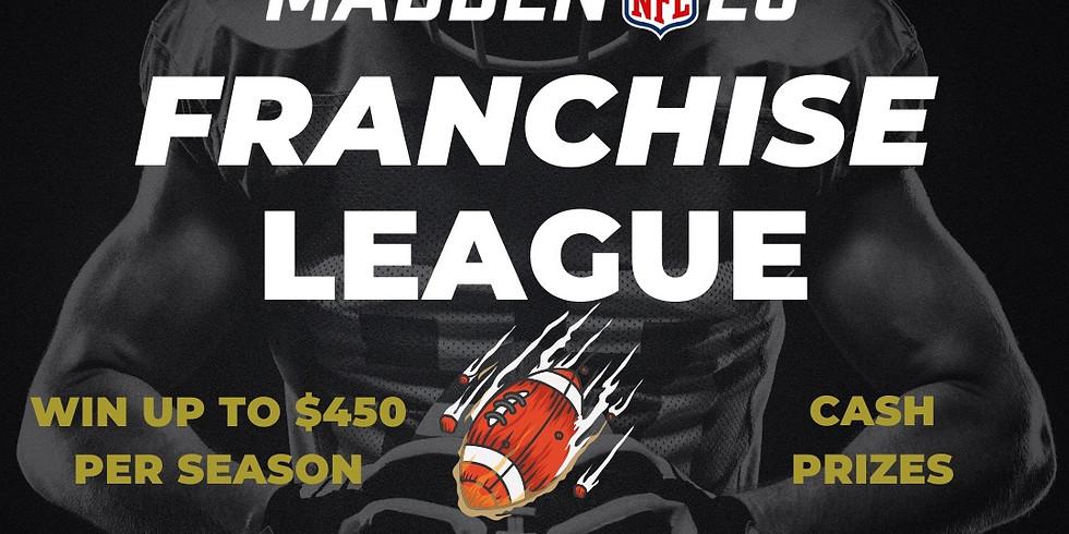 UGL Presents:  Madden Online Money League