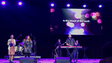 Leading Worship for the BGCT Family Gathering