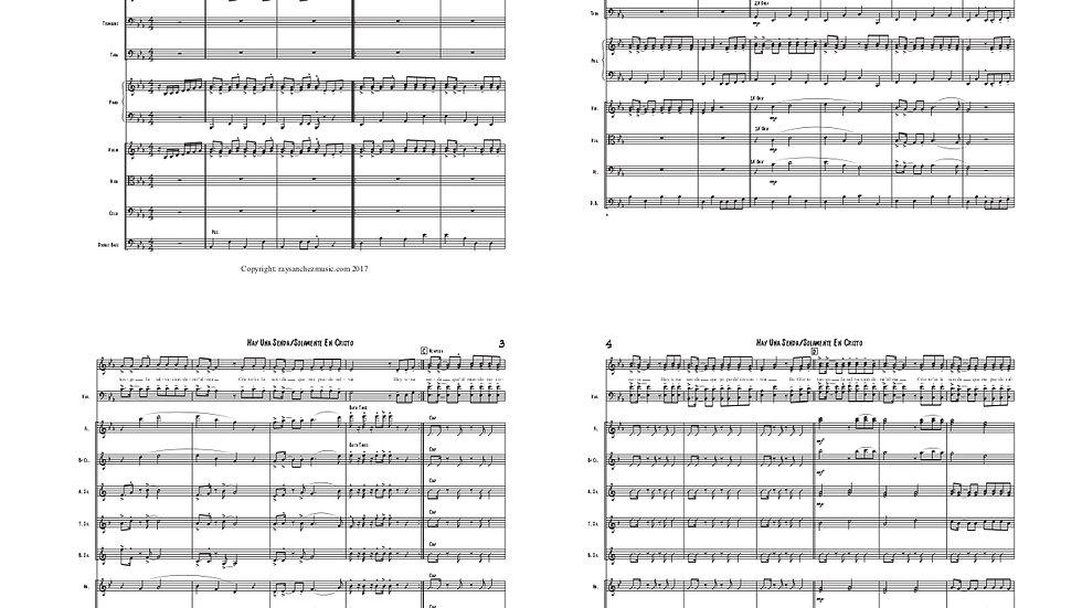 Hay Una Senda Full Orchestra Arrangement