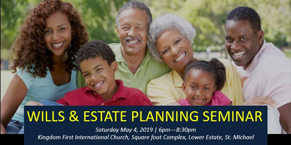 Wills & Estate Planning Seminar Screen F