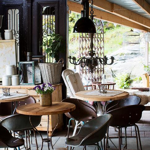 Café, deli och brasseri