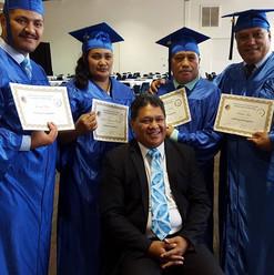 Bible School Graduates