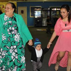 Mama, Theaofoureyes, Sereana
