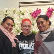 Sis Memory, Christine & Mother