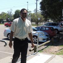 Transport Director- Bro Ben Fotunga