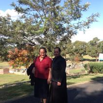 Sisters- Sis Margaret & Mother