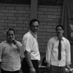 Sis Margaret, Bro Ben and Pastor