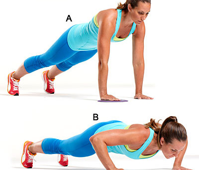 """Push-up """"pro""""? Signs that you are doing the press up wrong, bro!"""
